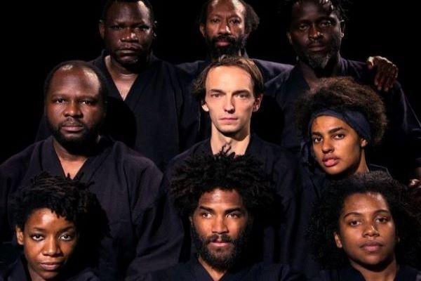Photo groupe Othello © Pénélope Ambertokokok