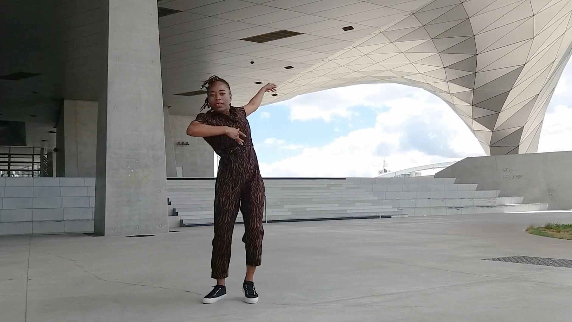 Génération A - vidéo danse - capture d'écran 2