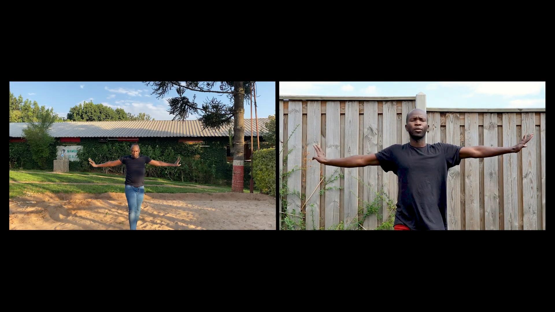 Génération A - vidéo danse - capture d'écran