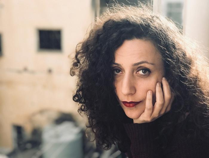 Portrait Chrystèle Khodr ⓒ Nasri Sayegh